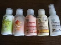 Lotions pour le corps : différents parfums !