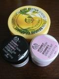 Des petits formats : Crème de Jour Vitamine E et crème de nuit dans la même gamme, beurre corporel tendre citron !